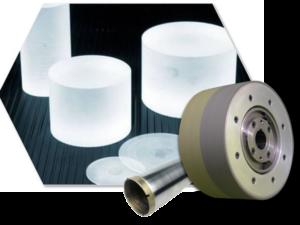 LED藍寶石產業用研磨砂輪